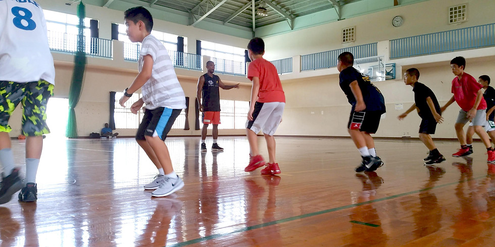 SPRING CAMP 2019 - MID-LEVEL CLASS  (中級クラス)