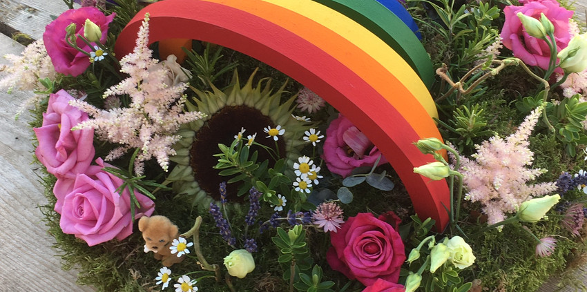 Bespoke Floral Tribute -
