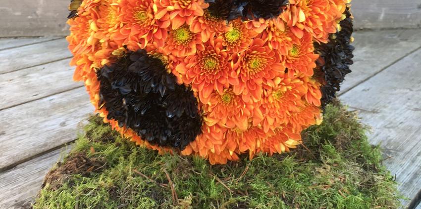 Bespoke Floral Tribute - Football