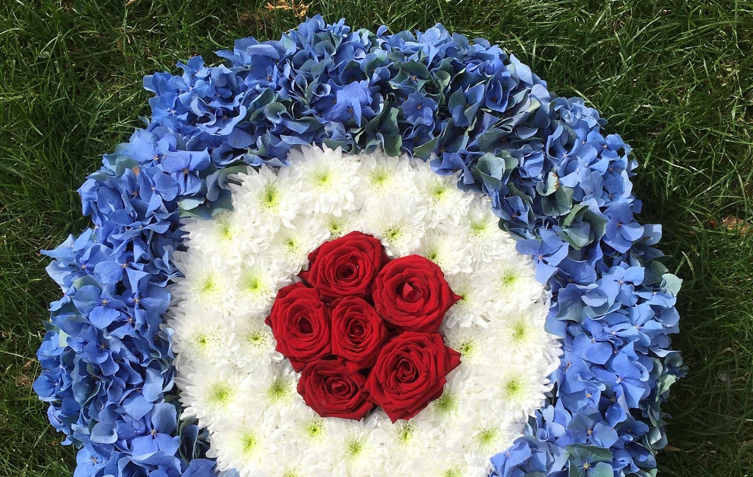 Bespoke Floral Tribute