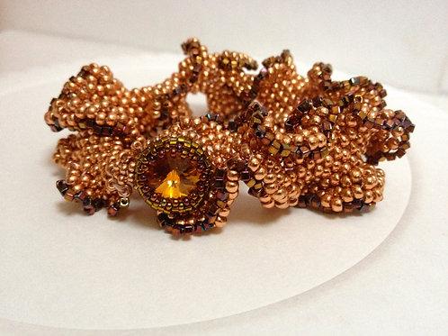 Rich Ruffles Bracelet