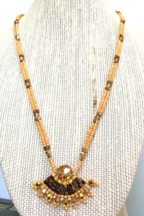 Leslie Frumin Starburst Necklace