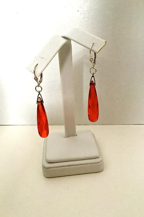 Valencia Swarovski Earrings