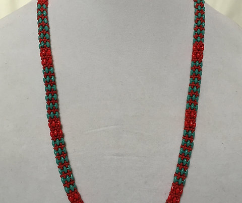 The Blue Nile and the Red Sea Necklace