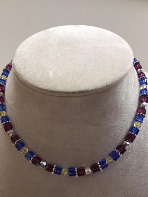 Wendy's Swarovski Necklace