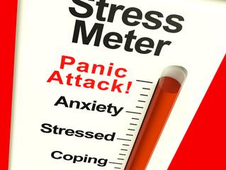 Panic Attacks, Anxiety & Reflexology