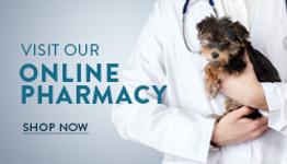 Pet pharmacy Veterinarian