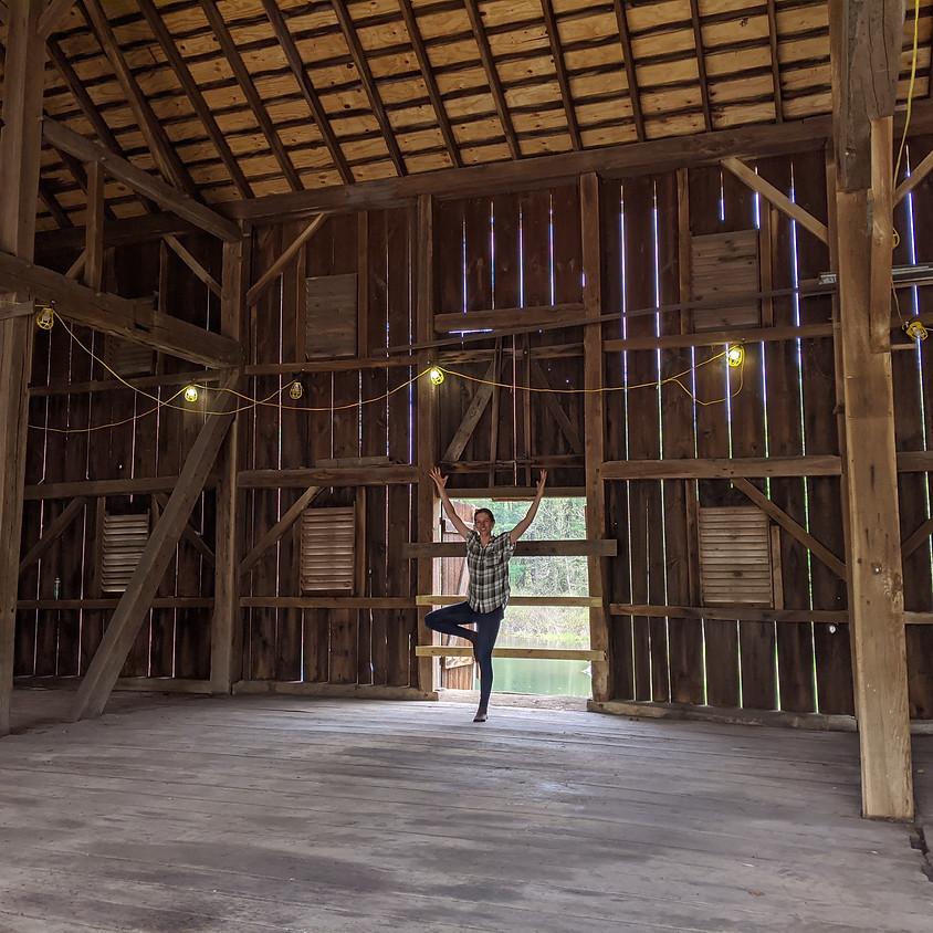 Yoga at the Farm 5/13/2021