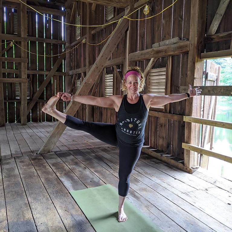 Yoga at the Farm 5/20/2021