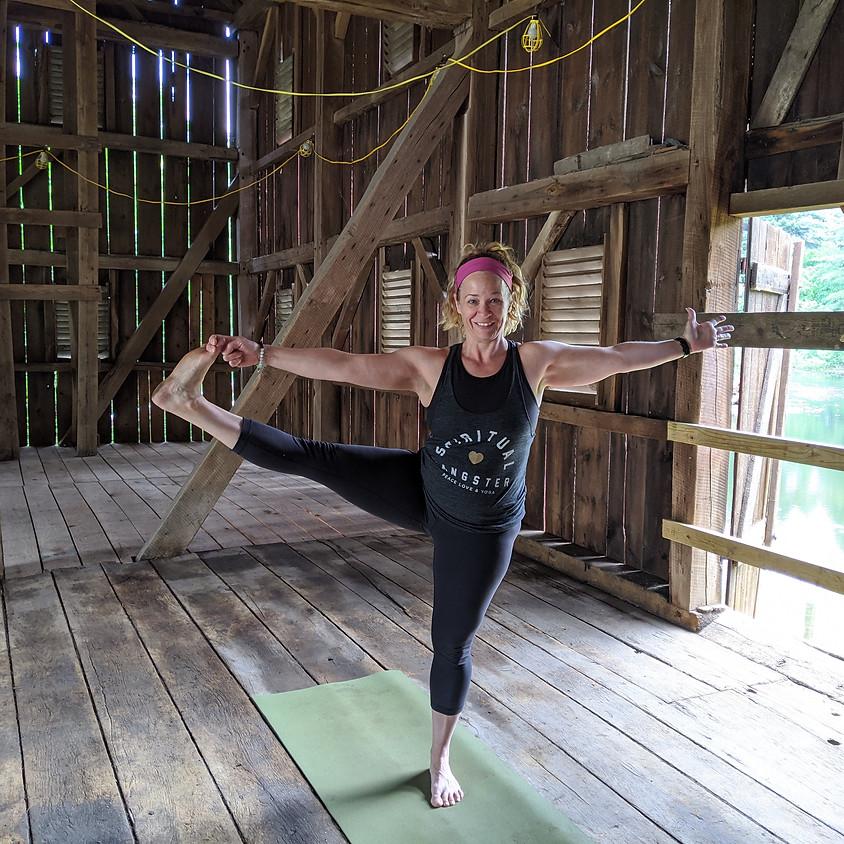 Yoga at the Farm 7/1/2021