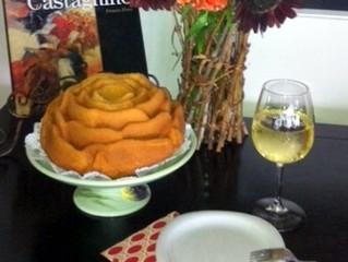Daveste Ambrosia Cake