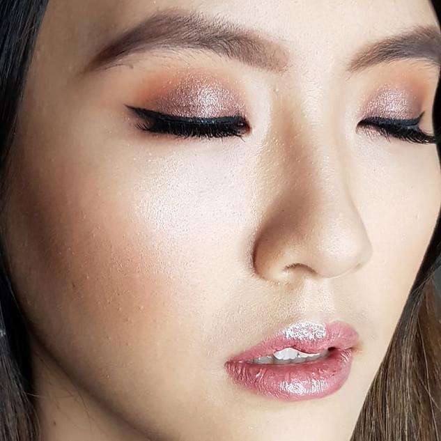 asian makeup and hair stylist sydney