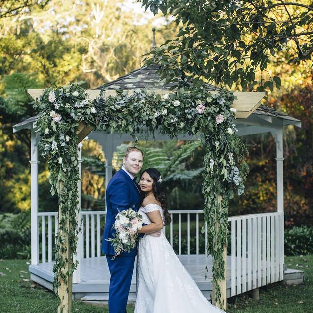 wedding makeup artist paddington