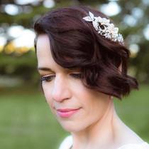 wedding makeup and hairstylist Alexandria