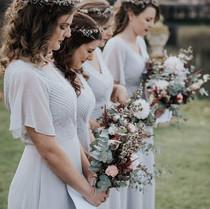 wedding makeup and hair r