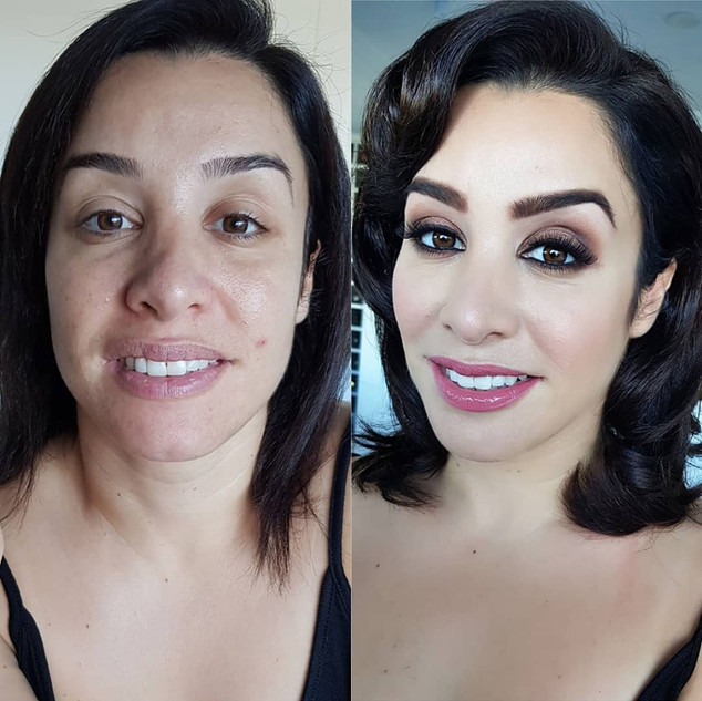 makeup and hair shangi-la sydney