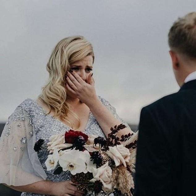 wedding makeup and hair blue mountains