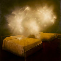 Jarik Jongman-'Phenomena' (5)  100 x 100 cm. 2009, First Prize National Open Art Competition 2010