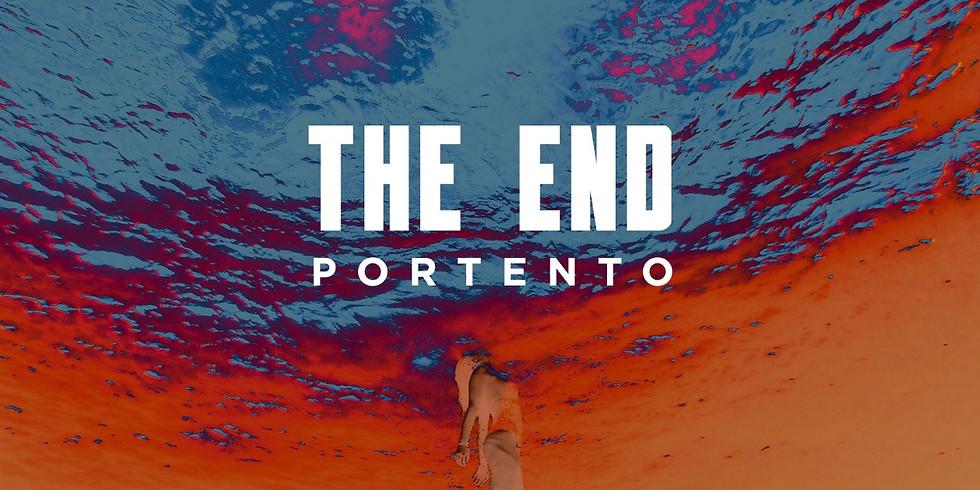 THE END - PORTENTO