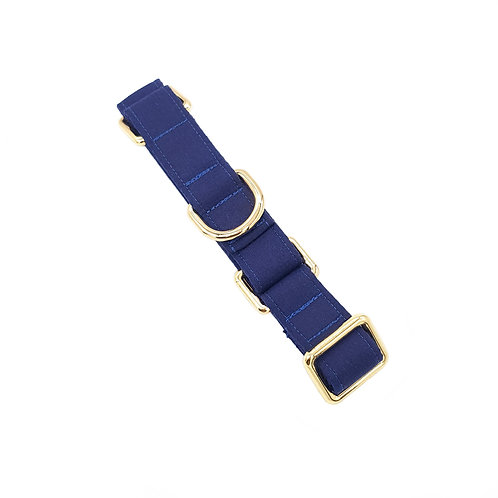 Navy Blue Martingale