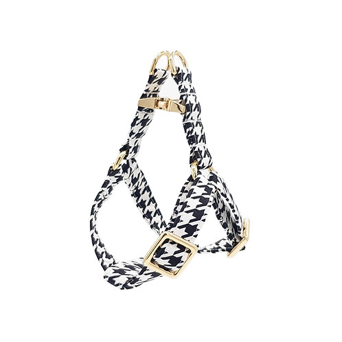 Houndstooth Harness