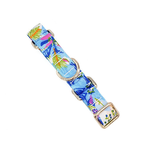 Wildflower Lawn Martingale