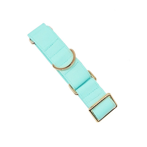 Tiffany Blue Martingale