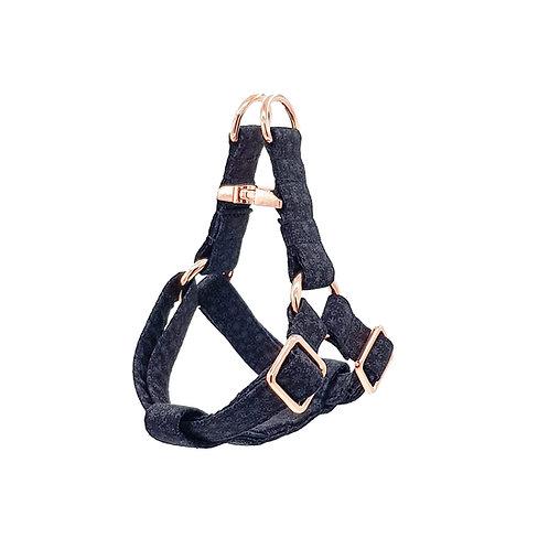 Black Pansy Harness