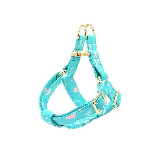 Timeless Razzle (Turquoise) Harness