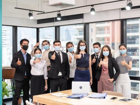 Protocole sanitaire : l'employeur doit définir les mesures de protection