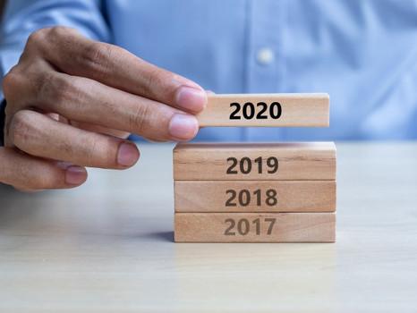 Cap sur 2020 !