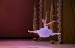 The Sugarplum Fairy in George Balanchine's The Nutcracker