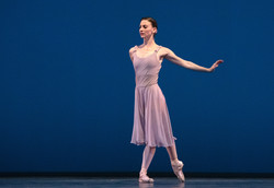 Mauve in Jerome Robbins' Dances at a Gathering