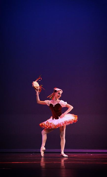 Balanchine's Tarantella