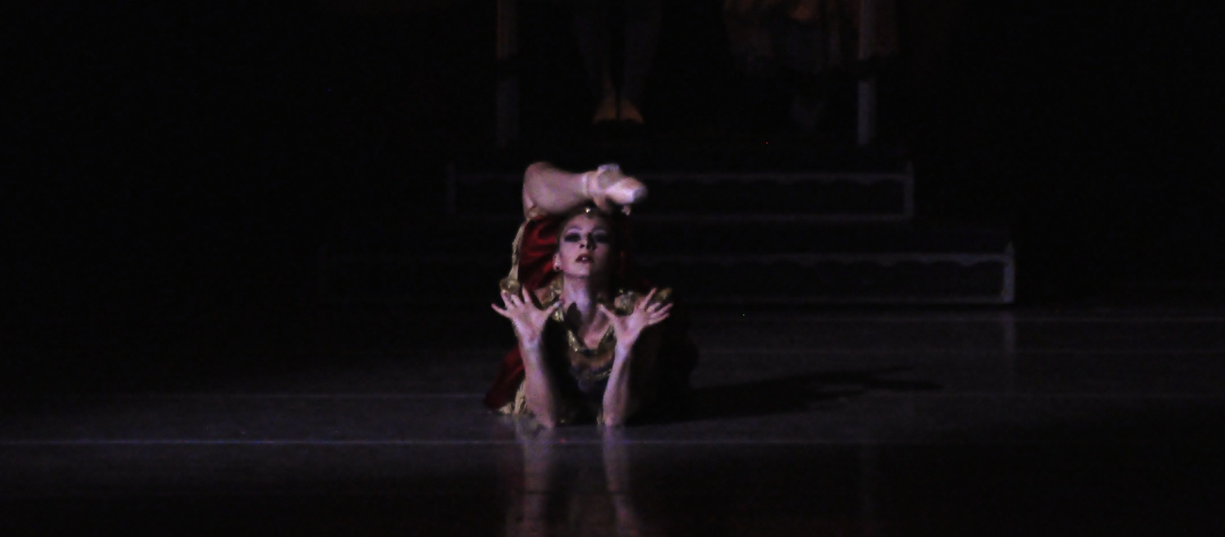 George Balanchine's The Nutcracker: Arabian