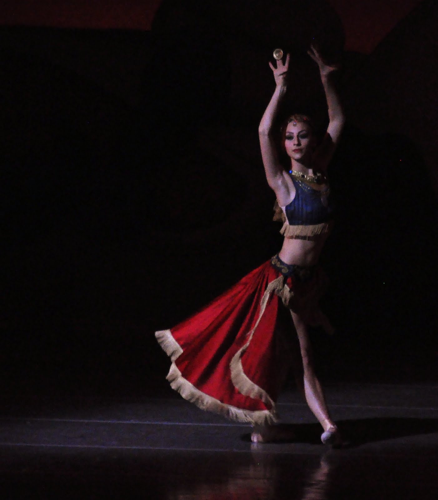 Balanchine's Arabian