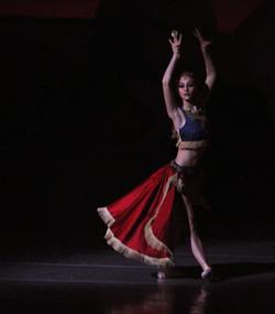 Balanchine's Arabian