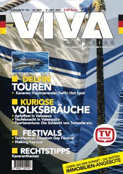 Viva Canarias No. 104