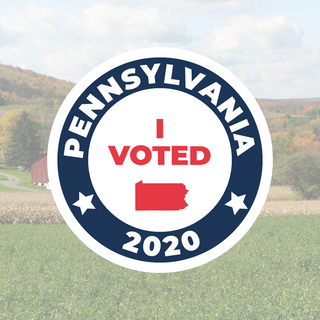 I Voted in Pennsylvania