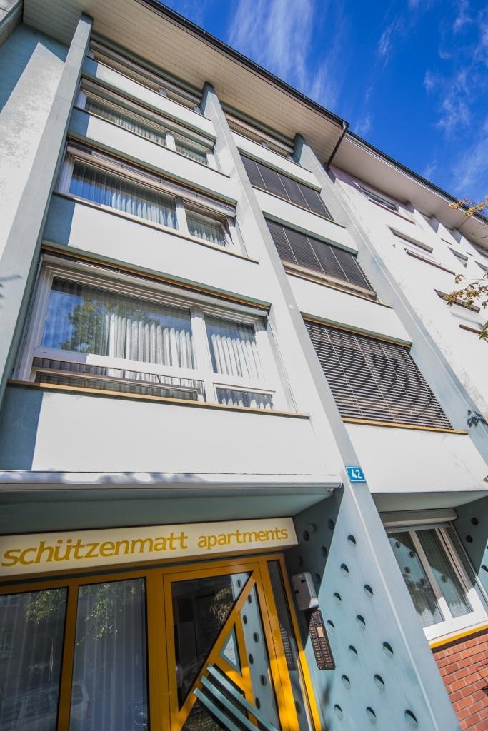 Schützenmatt Apartments Aussen