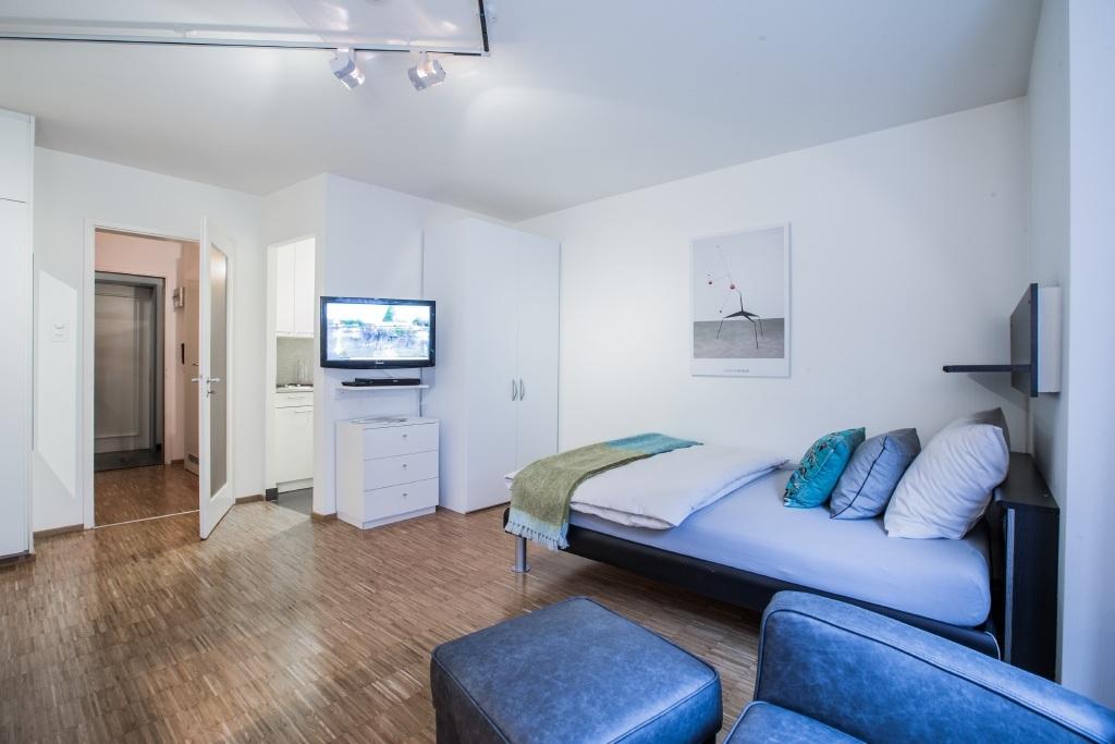 Zimmer Schützenmatt Apartments AG