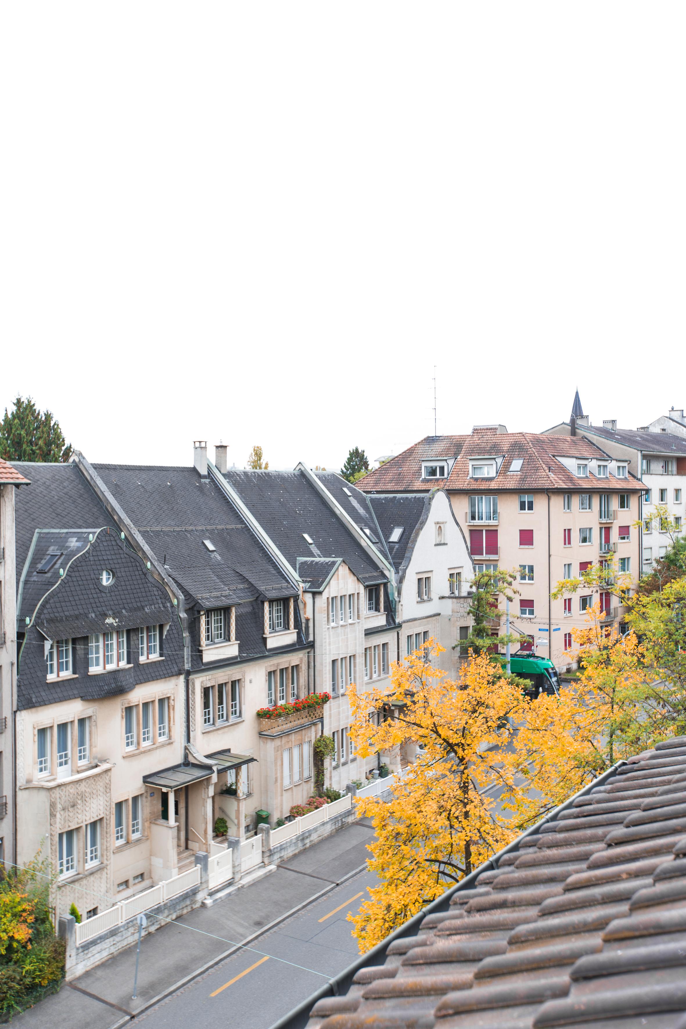 Dachwohnung Terrasse