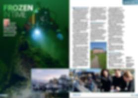 Baltic Sea project for Diver magazine pt.1