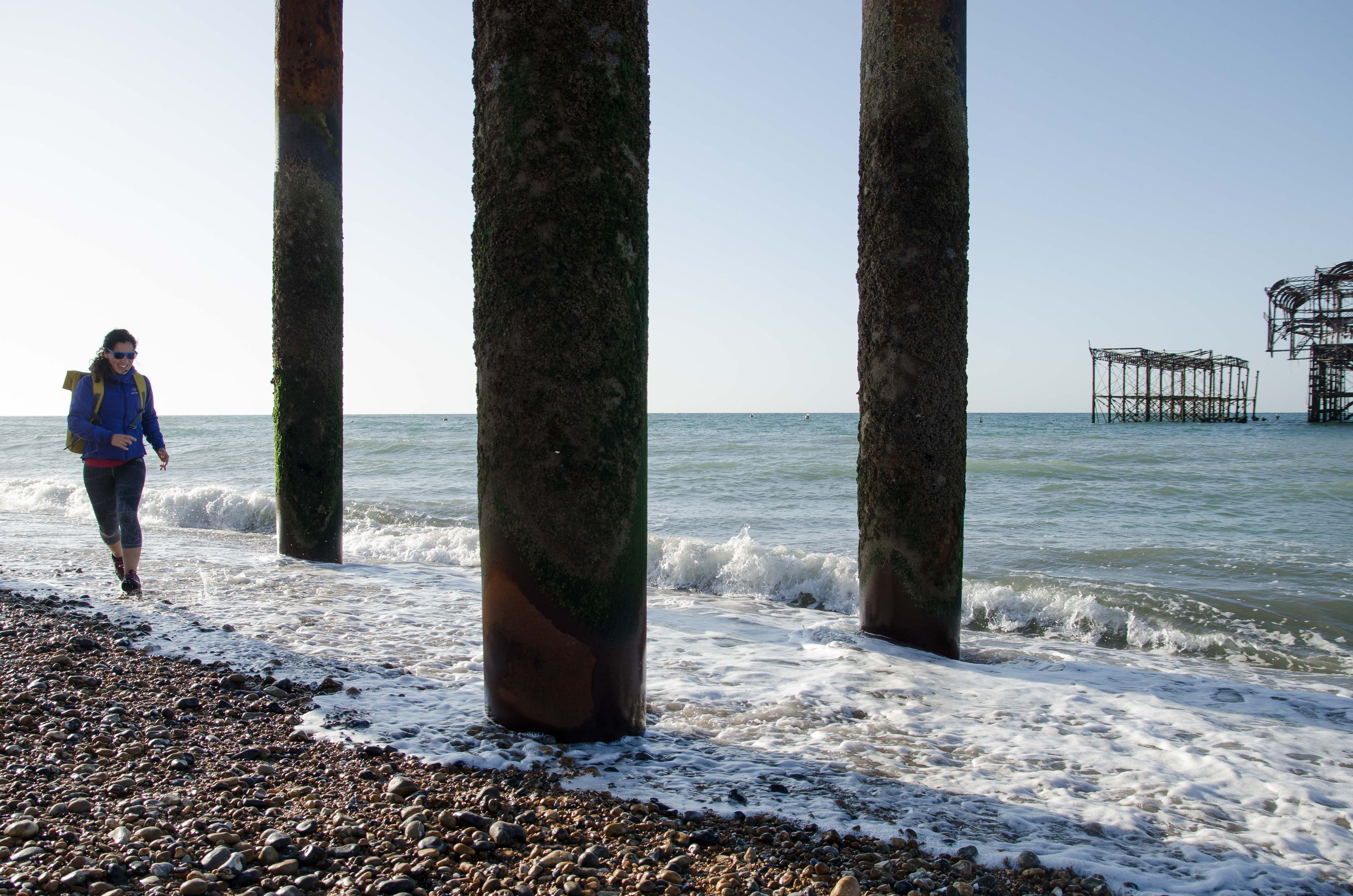 The West Pier II