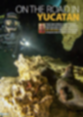 Yucatan feature for DIVER magazine