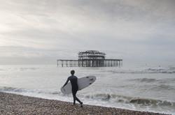 Brighton Surfer