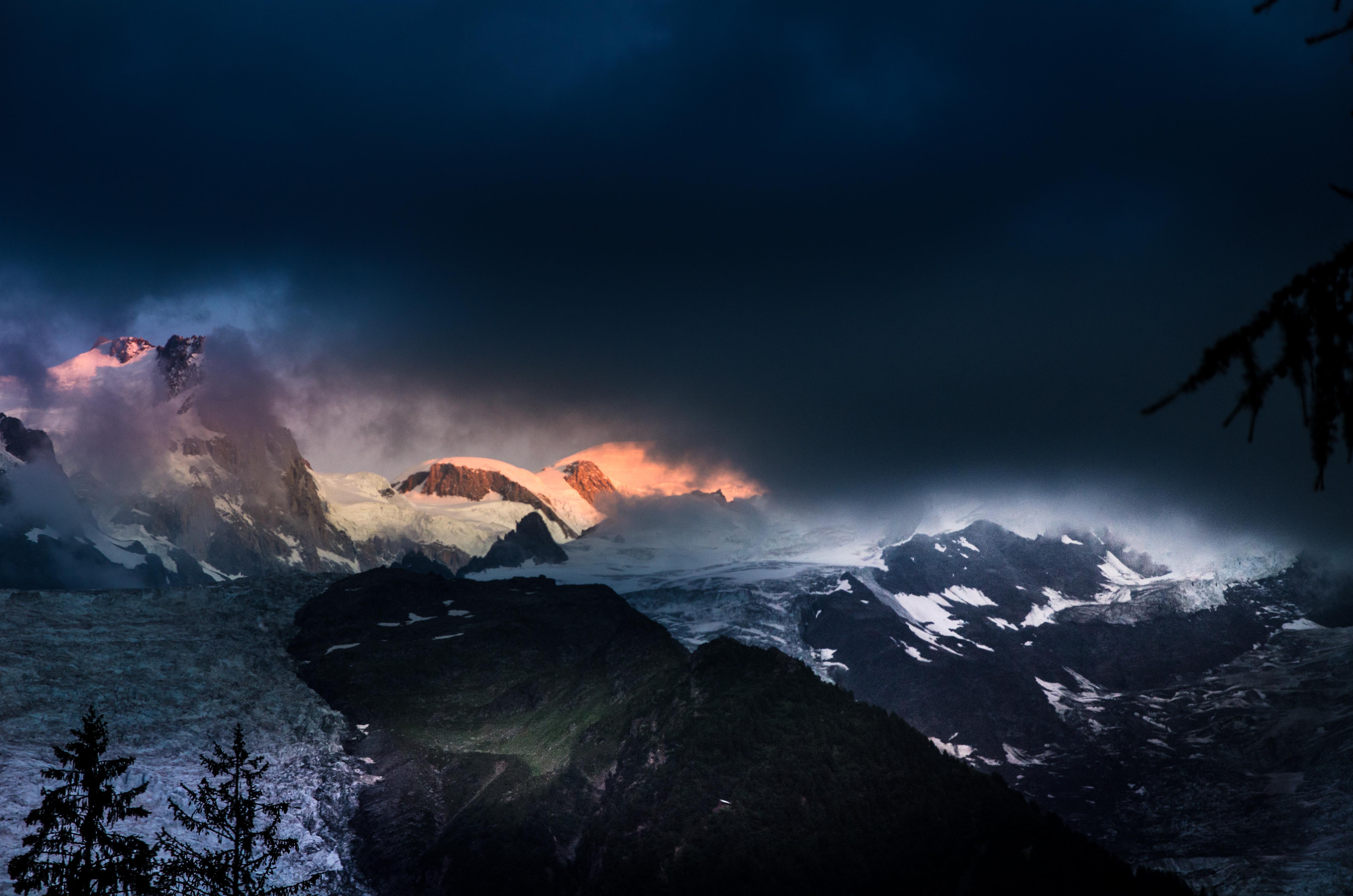 Mont Blanc Vibes
