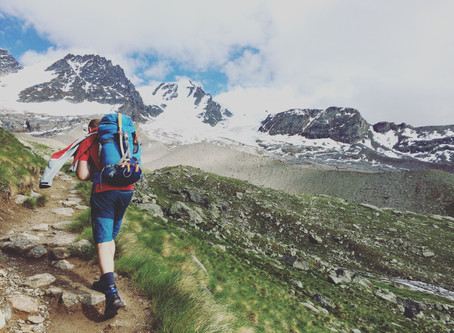 Gran Paradiso : your first 4000er