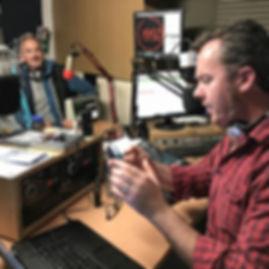 Will Appleyard and Rick Armstrong Radio