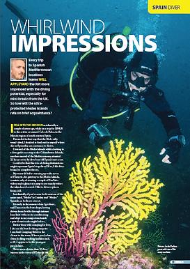 Medes Islands Diver Magazine.png